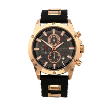 Reloj Perfect Match Black