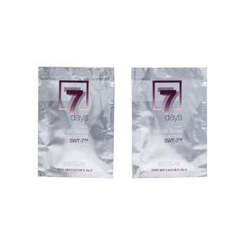 Sachet 7 days sérum facial con activos