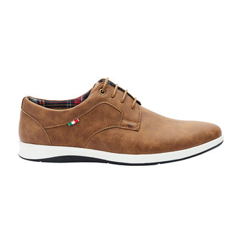 Zapato Leather Brown